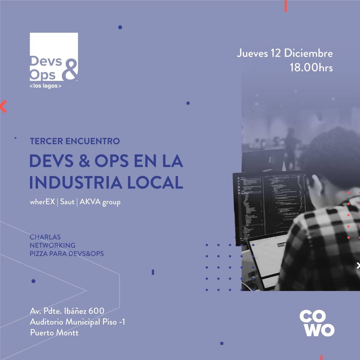 """Devs&Ops"" en la Industria Local"