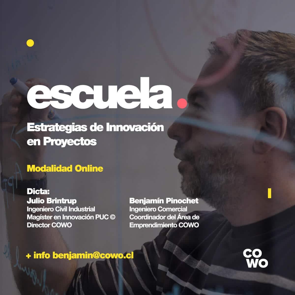 Estrategias de Innovación en Proyectos