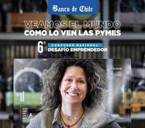 6to Desafío Emprendedor Banco de Chile