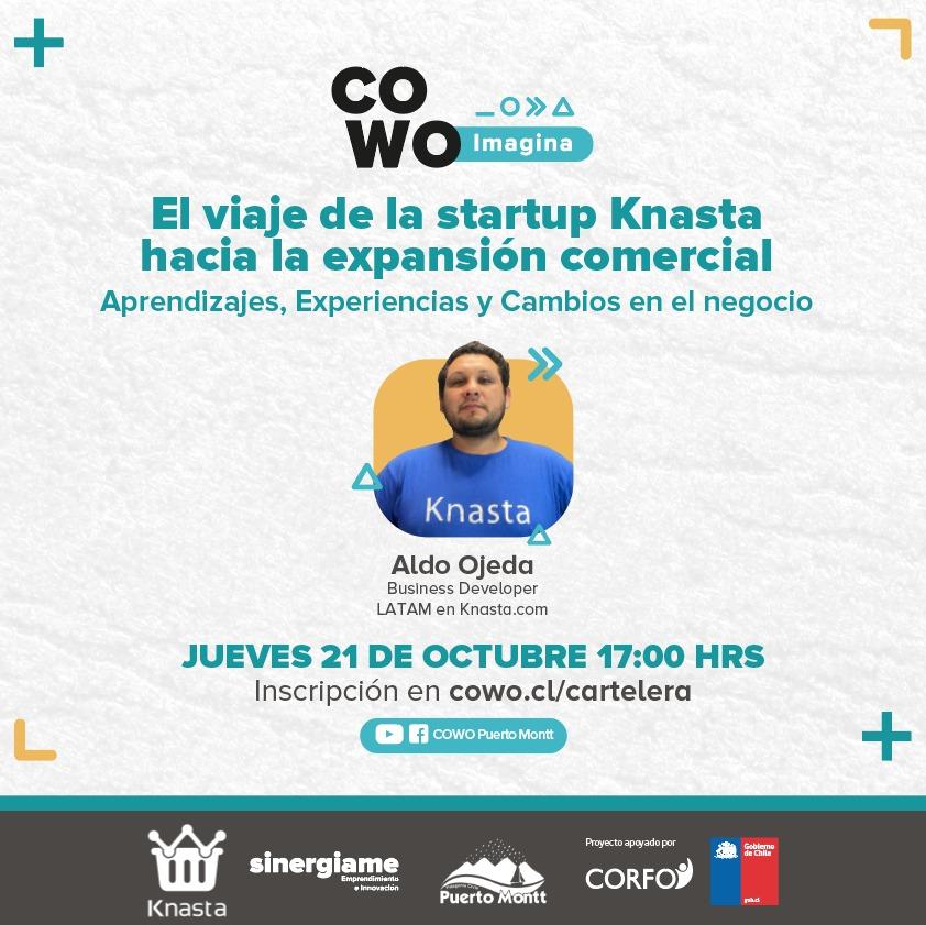 El viaje de la Startup Knasta hacia la expansión comercial